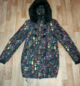Куртка демисезононная для беременных