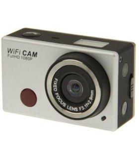Экшн-камера WDV5000 WiFi для активного отдыха
