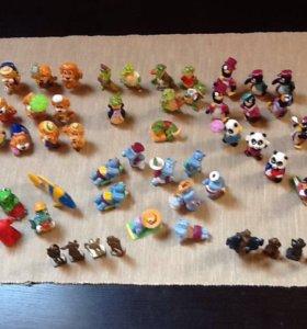 Коллекция Киндер-игрушек