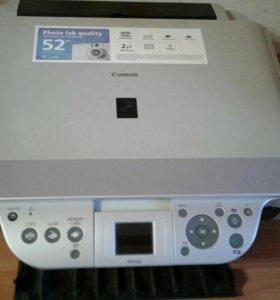 МФУ Струйный CANON MP460