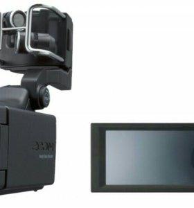 Портативный видеорекордер Zoom Q8 + чехол Zoom