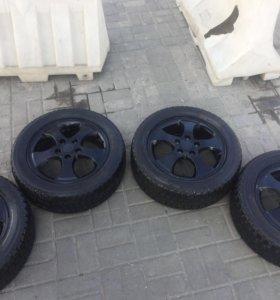 Зимние колёса r16 5x114.5