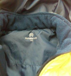 Безрукавка и куртка