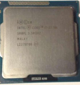 Процессор Intel Core i7 3770k s1155
