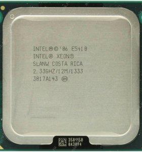 Процессор Intel Xeon E5410