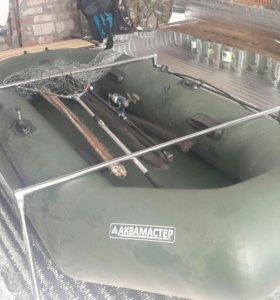 Лодка надувная ПВХ
