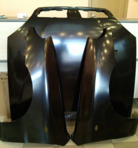 Chevrolet lanos крыло