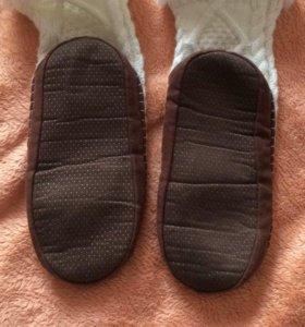 Тапочки - носочки