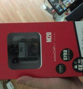 Спортивная экшен камера sjcam m20