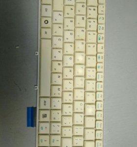 Клавиатура на нетбуке Lenovo.