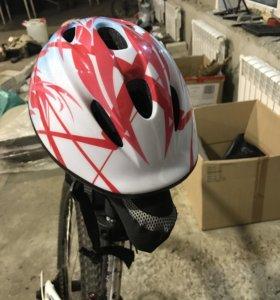 Детский велосипедный шлем ReAction