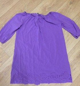 Платье шифон(новое)