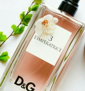 "Dolce and Gabbana ""№3 L'Imperatrice"", 100 ml"