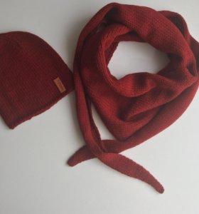 Комплект: шапка и бактус