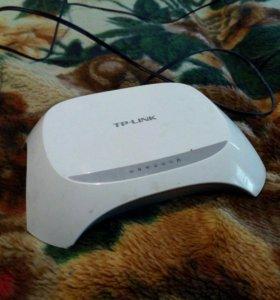 Хороший, недорогой wi-fi роутер от tp-link