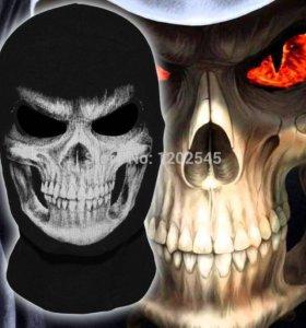 Балаклава череп