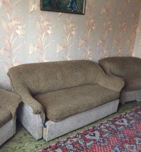 Мягкая мебелель