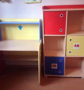 Детская мебель Чилек (Cilek)