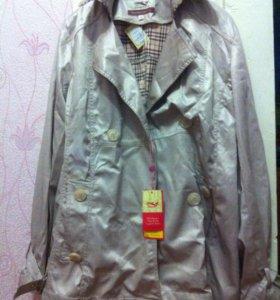 Курточка для дам ( р.54 )