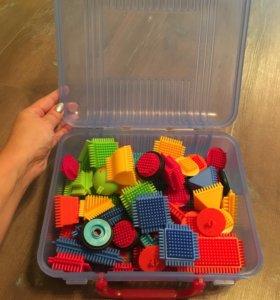 Конструктор Bristle Blocks