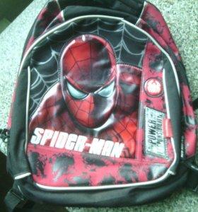 Рюкзак Spiderman школьный