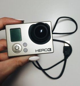GoProHero3 Black Edition