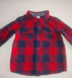 Рубашка H&M детская