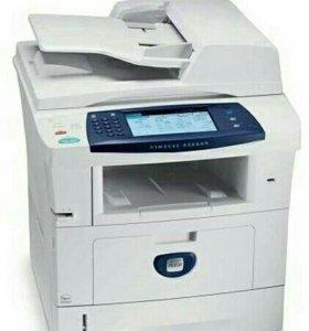 МФУ А4 Xerox Phaser 3635 MFP лазерное ч/б