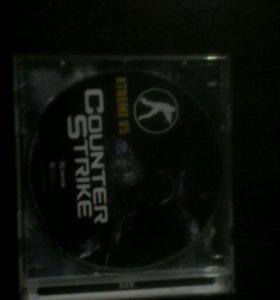 Игровой диск для ПК Counter Strike XTREME V5