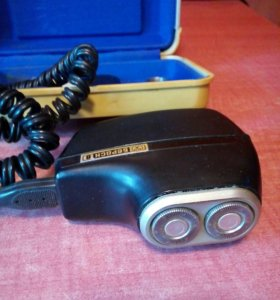 Бритва электрическая и машинка для стрижки волос