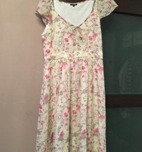 Шифоновое платье Ostin 44-46 S🌹