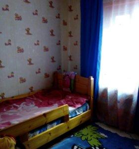 Квартира, 3 комнаты, 52 м²