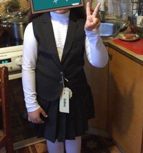 Школьная форма костюм девочки