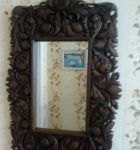 Зеркало ручной работы