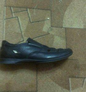 Туфли для мальчика 34 размер