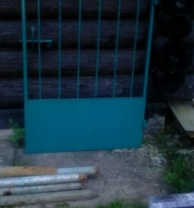 Комплект ворот + калитка