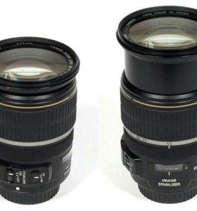 Объектив Canon 17-55