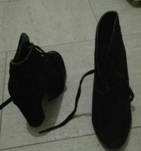 Ботильоны, ботинки, обувь