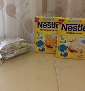 Продам кашу Nestle
