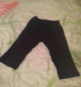 Удлиненые шорты для девочки 8-9 лет