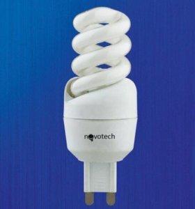 G9 лампа энергосберезающая