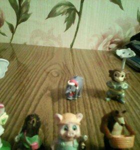 Мелкин игрушки