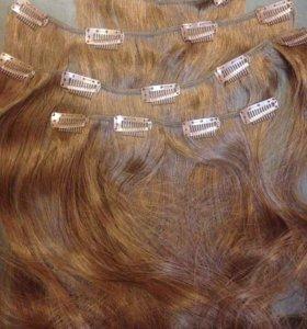 Настоящие волосы