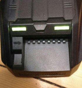 Автоматический детектор валют