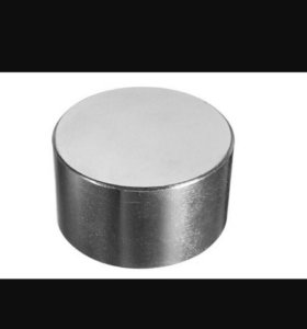 Неодимовый супер магнит 50×30