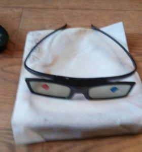 3D очки разных моделей
