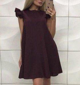 Новое женственное платье