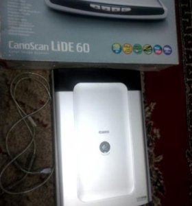 Сканер Canon Lide 60