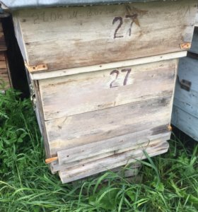 Улий для пчёл