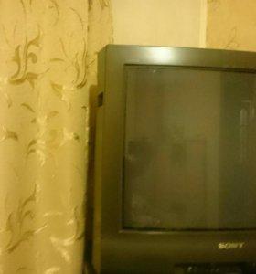 Телевизор sony, диагональ 62 см